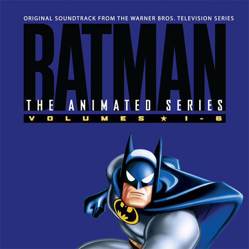 Batman The Animated Series Original Soundtrack From The Warner Bros Television Series Volume 1 Watertower Music