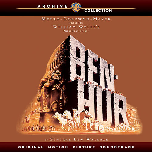 ben hur original motion picture soundtrack watertower music