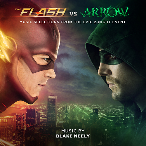 The Flash vs. Arrow: Music Selections from the Epic 2 ...
