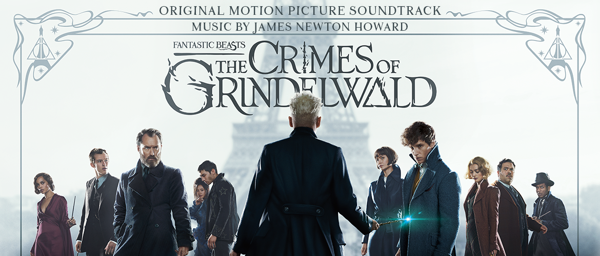 WaterTower Music - FANTASTIC BEASTS: THE CRIMES OF